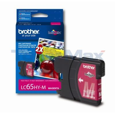 BROTHER MFC-5890CN INK CARTRIDGE MAGENTA HY